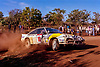 OPEL Manta 400 #10, Rauno AALTONEN (FIN)-Lofty DREWS (KEN), SAFARI RALLY 1984