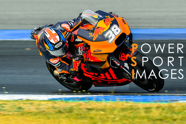 Red Bull KTM Factory Racing's rider Bradley Smith of Great Britain rides during the MotoGP Official Test at Chang International Circuit on 18 February 2018, in Buriram, Thailand. Photo by Kaikungwon Duanjumroon / Power Sport Images