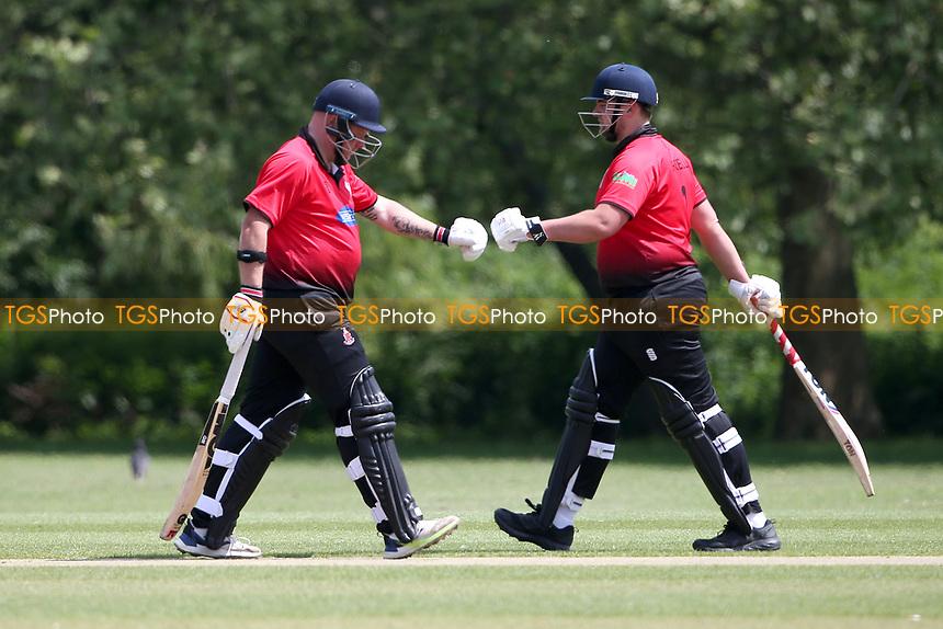 Hornchurch CC vs Harold Wood CC, Hamro Foundation Essex League Cricket at Harrow Lodge Park on 5th June 2021