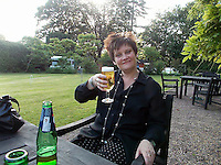 """Pictured: Undated picture of Louise Hopkins taken from tribute website<br /> Re: Inquest into the death of Louise Hopkins, who died after being hit by a van in Merthyr Tydfil on Bonfire Night in 2015.<br /> Ms Hopkins, 41, suffered fatal injuries after she was hit while walking away from a broken-down vehicle on the A465 between Pant and Dowlais.<br /> Members of her family paid tribute to her, calling her a """"hard working and loving mother""""."""