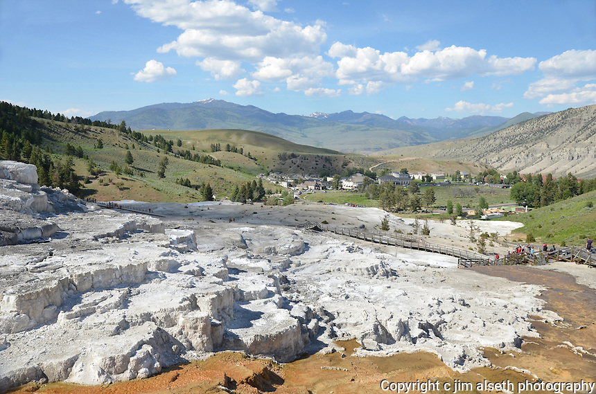 Images from Yellowstone National Park...