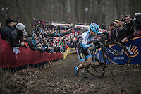 Kevin Pauwels (BEL/Marlux-NapoleonGames)<br /> <br /> UCI Cyclocross World Cup Namur/Belgium 2016