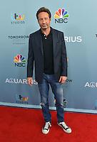 David Duchovny @ the 'season 2 NBC premiere of 'Aquarius' held @ the Paley Center. June 16, 2016