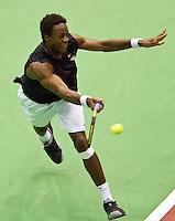 12-2-10, Rotterdam, Tennis, ABNAMROWTT, Gael Monfils,