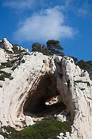 Europe/France/Provence-Alpes-Côte d'Azur/13/Bouches-du-Rhône/ Cassis: La Grande Arche