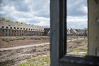 2016/04/23 Abandoned GSSD Barrack