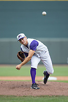 Winston-Salem Dash starting pitcher Tanner Banks (10) delivers a pitch to the plate against the Buies Creek Astros at BB&T Ballpark on April 16, 2017 in Winston-Salem, North Carolina.  The Dash defeated the Astros 6-2.  (Brian Westerholt/Four Seam Images)