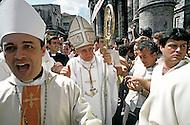 CUBA RETURN OF CATHOLIC
