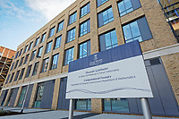 Pictured: Exterior view of the new building. Monday 04 February 2019<br /> Re: Opening of the Computational Foundry at the Swansea University Bay Campus, south Wales, UK.