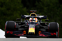 29th August 2020, Spa Francorhamps, Belgium, F1 Grand Prix of Belgium , qualification;   33 Max Verstappen NLD, Aston Martin Red Bull Racing,