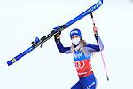 FIS Alpine Ladies Ski World Cup 2021 . Kronplatz, Plan De Corones, Italy on January 26, 2021.  Marta Bassino (ITA)