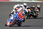 Hyuga Watanabe (29) in action during the Red Bull MotoGP of the Americas practice session at Circuit of the Americas racetrack in Austin,Texas. ..