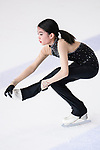 Mei Ning Chan of Hong Kong competes in Basic Novice Subgroup A Girls group during the Asian Open Figure Skating Trophy 2017 on August 02, 2017 in Hong Kong, China. Photo by Marcio Rodrigo Machado / Power Sport Images