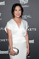LOS ANGELES - JAN 26:  Melissa Tang at the Entertainment Weekly SAG Awards pre-party  at the Chateau Marmont  on January 26, 2019 in West Hollywood, CA