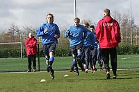 sc Heerenveen training 5 april 06<br />Paul Bosvelt<br />©foto Martin de Jong