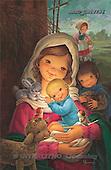 Vicki, HOLY FAMILIES, paintings, BRTOCH08736,#XR# Weihnachten, Navidad, illustrations, pinturas
