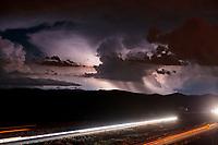 Lightning, storm, storm chasing, storm chaser, Arizona, weather, clouds, desert, mountains, rain, monsoon