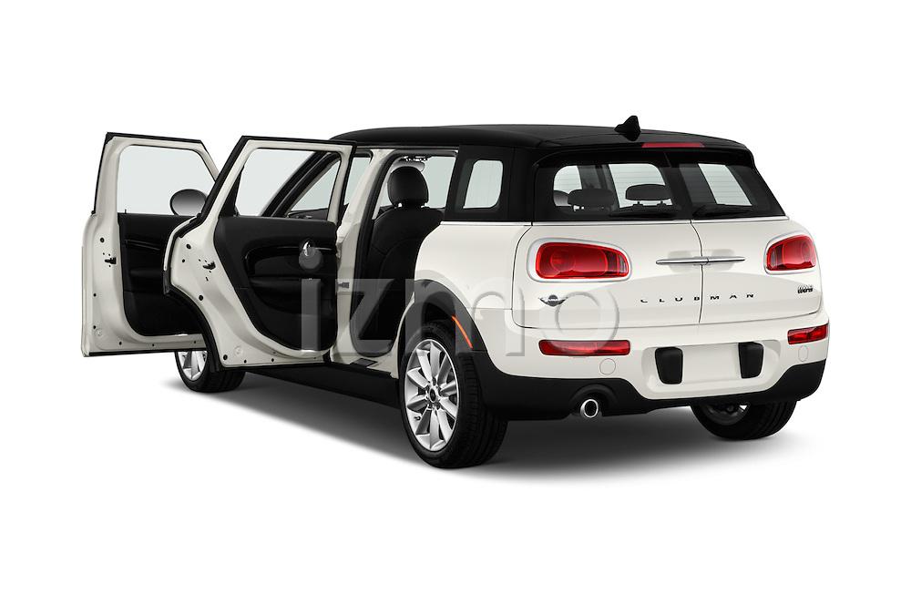 Car images of 2018 MINI CLUBMAN Cooper 5 Door wagon Doors