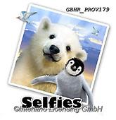 Howard, SELFIES, paintings+++++Polar pals,GBHRPROV179,#Selfies#, EVERYDAY