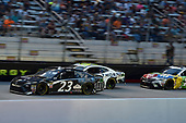 #23: Blake Jones, BK Racing, Toyota Camry Tennessee XXX Moonshine, #95: Kasey Kahne, Leavine Family Racing, Chevrolet Camaro Thorne Wellness