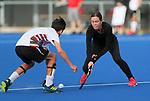 Sam Charlton. Blacksticks Women training, National Hockey Centre, Auckland, Saturday 27 March 2021. Photo: Simon Watts/www.bwmedia.co.nz