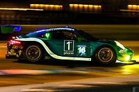 #16 WRIGHT MOTORSPORTS(USA) PORSCHE 911 GT3 R GTD- RYAN HARDWICK (USA) PATRICK LONG (USA) JAN HEYLEN (BEL)