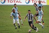 Rio de Janeiro (RJ), 25/04/2021 - BOTAFOGO-MACAÉ - Felipe Ferreira (c), do Botafogo. Partida entre Botafogo e Macaé, válida pela decima primeira rodada da Taça Guanabara, realizada no Estádio Nilton Santos (Engenhão), no Rio de Janeiro, neste domingo (25).