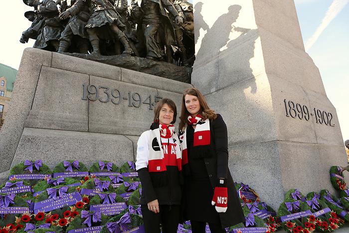 Remembrance Day 2014, Ottawa, ON   Jour du Souvenir, Ottawa ON