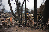 Phoenix, Oregon<br /> September 19, 2020<br /> <br /> Wildfires ravaged the forest near the town of Phoenix in southern Oregon.