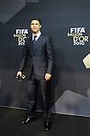 Cristiano Ronaldo (POR) auf dem roten Teppich (Andreas Meier/EQ Images)