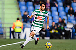 Jordan Moreno of SD Eibar in action during the La Liga 2017-18 match between Getafe CF and SD Eibar at Coliseum Alfonso Perez Stadium on 09 December 2017 in Getafe, Spain. Photo by Diego Souto / Power Sport Images