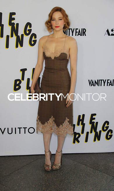 LOS ANGELES, CA - JUNE 04: Haley Bennett arrives at the 'The Bling Ring' - Los Angeles Premiere at Directors Guild Of America on June 4, 2013 in Los Angeles, California. (Photo by Celebrity Monitor)