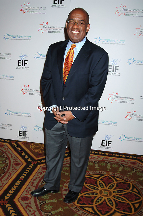 Al Roker ..at The Entertainment Industry Foundation National Colorectal Cancer Research Alliance and The Jay Monahan Center for Gastrointestinal Health Hollywood Meets Motown Benefit on March 15, 2006 at The Waldorf Astoria Hotel. ..Robin Platzer, Twin Images