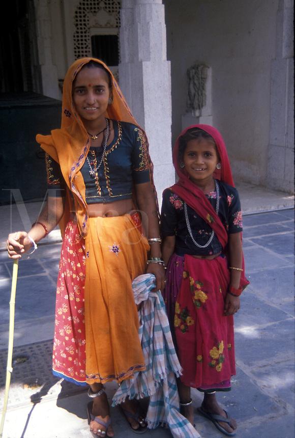Rajasthan Tribal Girls