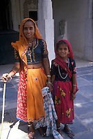Rajasthan Tribal Girls