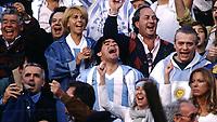 ARCHIVO-BUENOS AIRES-Falleció Diego Armando Maradona,catalogado como uno de los mejores jugadores del fútbol del planeta.Campeón mundial en 1986 en México y juvenil en 1979 en Japón,vistió la camiseta del Nápoli de Italia,Argentino Juniors,Boca Juniors,FC Barcelona,Sevilla FC,Newell´s Old Boys / <br /> Diego Armando Maradona died, cataloged as one of the best soccer players on the planet. World champion in 1986 in Mexico and youth in 1979 in Japan, he wore the shirt of Napoli of Italy, Argentino Juniors, Boca Juniors, FC Barcelona, Sevilla FC, Newell´s Old Boys.Foto Archivo Vizzorimage/ Felipe Caicedo/ Staff
