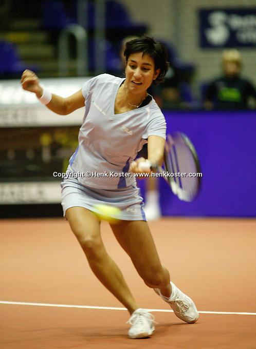 13-12-06,Rotterdam, Tennis Masters 2006, Elisse Tamaela