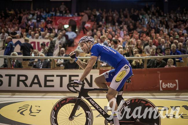 victory for Moreno De Pauw (BEL)<br /> <br /> 2016 Gent 6<br /> day 6