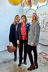 Laly Lapique, Carla Goyanes and Cari Goyanes  in`Charhadas' children's fashion show on Madrid . January 28, 2020. (ALTERPHOTOS/Yurena Paniagua)