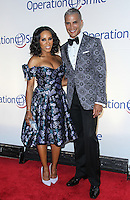 NEW YORK CITY, NY, USA - MAY 01: June Ambrose, Jay Manuel at the Operation Smile Event held at Cipriani Wall Street on May 1, 2014 in New York City, New York, United States. (Photo by Jeffery Duran/Celebrity Monitor)