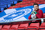 St Johnstone keeper Zander Clark pictured at McDiarmid Park this morning<br />