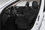 Front seat view of a 2020 Alfa Romeo Giulia Sprint 4 Door Sedan