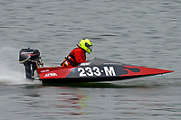 233-M         (Outboard Runabouts)            (Saturday)