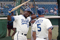 Kansas City Royals ST 1990