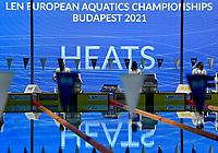 20210518 Swimming Europei Budapest Morning