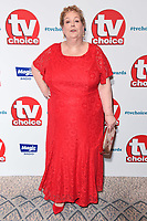 Anne Heggerty<br /> at the TV Choice Awards 2018, Dorchester Hotel, London<br /> <br /> ©Ash Knotek  D3428  10/09/2018