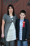 Cormac Flanagan with his mam, Wendy at his Confirmation in Clogherhead Church...Photo NEWSFILE/Jenny Matthews.(Photo credit should read Jenny Matthews/NEWSFILE)....This Picture has been sent you under the condtions enclosed by:.Newsfile Ltd..The Studio,.Millmount Abbey,.Drogheda,.Co Meath..Ireland..Tel: +353(0)41-9871240.Fax: +353(0)41-9871260.GSM: +353(0)86-2500958.email: pictures@newsfile.ie.www.newsfile.ie.FTP: 193.120.102.198.