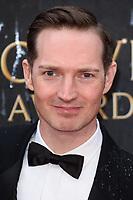 Dan Gillespie Sells<br /> arriving for the Olivier Awards 2018 at the Royal Albert Hall, London<br /> <br /> ©Ash Knotek  D3392  08/04/2018