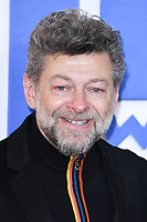 """Andy Serkis<br /> arriving for the premiere of """"The Kiid who would be King"""" at the Odeon Luxe cinema, Leicester Square, London<br /> <br /> ©Ash Knotek  D3476  03/02/2019"""