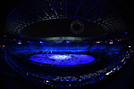 General view, <br />JULY 23, 2021 : <br />Tokyo 2020 Olympic Games Opening Ceremony at the Olympic Stadium in Tokyo, Japan. <br />(Photo by MATSUO.K/AFLO SPORT)